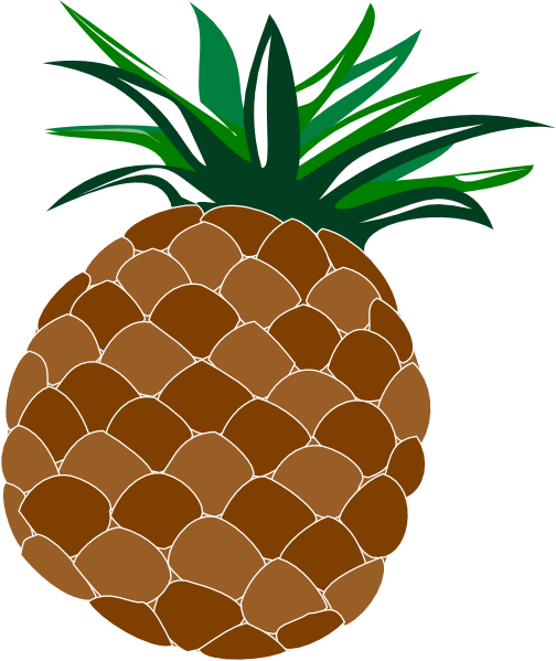 Pineapple Clipart 47 Cliparts