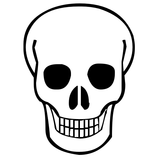 Skull Clipart Clipart Wikiclipart