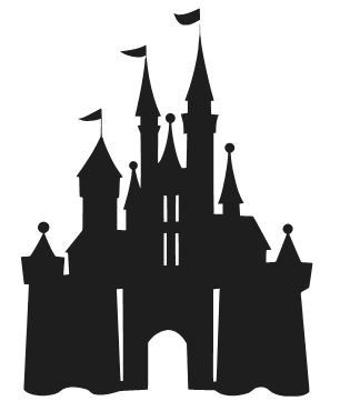 Cinderella Castle Ideas About Disney Castle Silhouette On