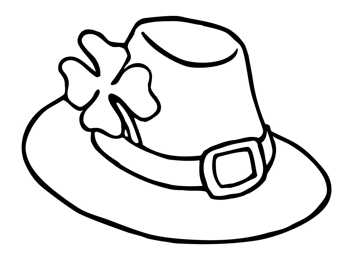 Winter Hat Hat Black And White Hat Clip Art Free Clipart Wikiclipart