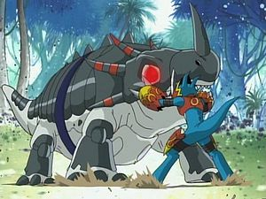 Monochromon - Wikimon - The #1 Digimon wiki
