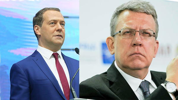 Kudrin and Medvedev - Liberals?