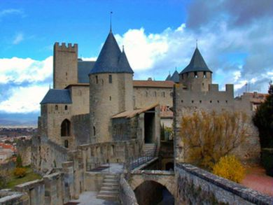 Carcassonne Wikitravel