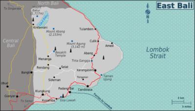 East Bali - Wikitravel