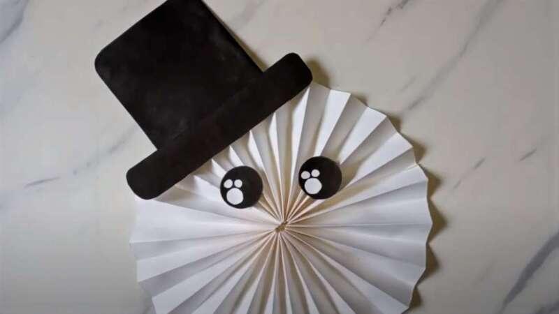 шляпа и глазки
