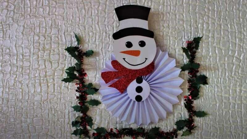 Người tuyết trên tường