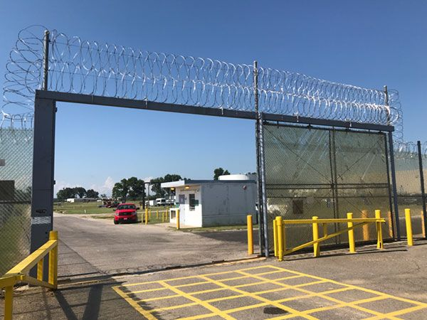 Detention Vehicle Gates Willo Products