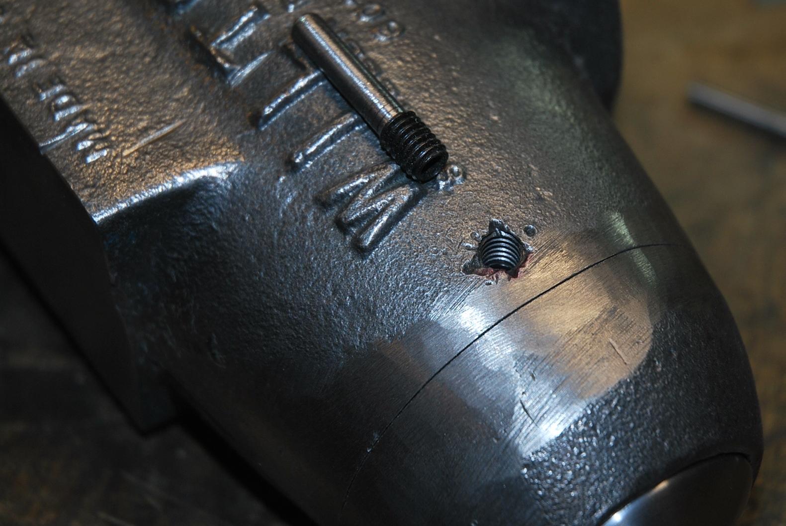 January 2016 Wilton Bullet Vise Parts