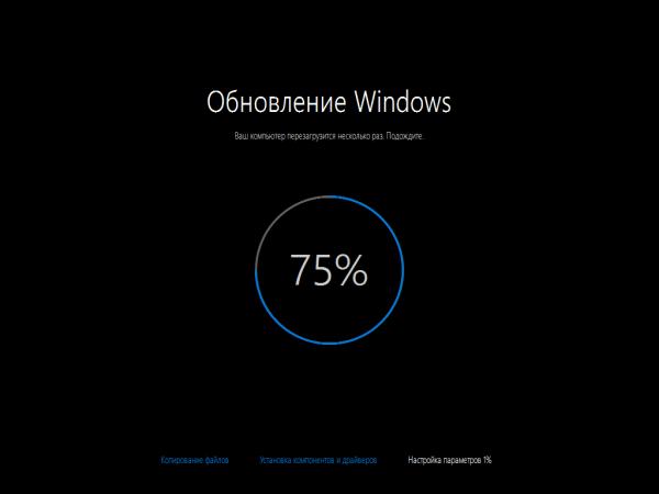 Windows 10 жаңарту