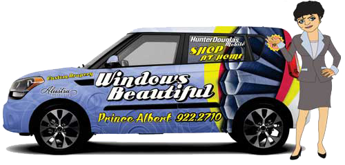 Windows Beautiful - Blinds, shades, drapes, curtains and more in Prince Albert