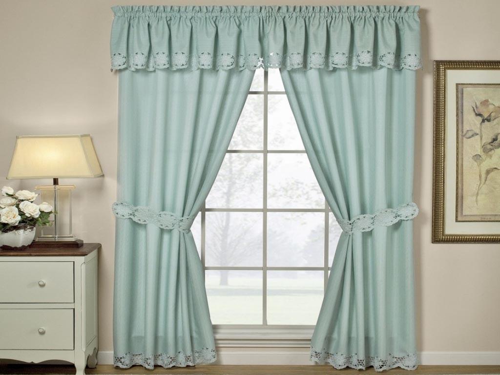 Valances Living Room Windows
