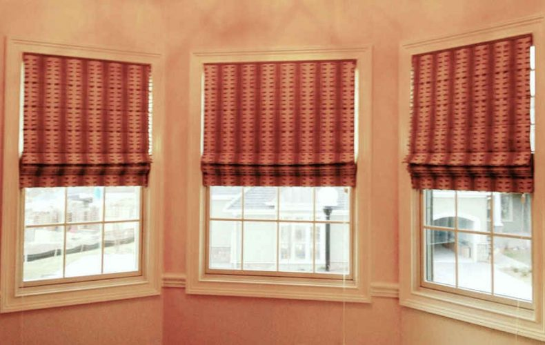 Roman Shades Window Works