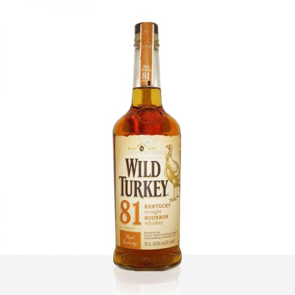 Wild Turkey 81 700ml