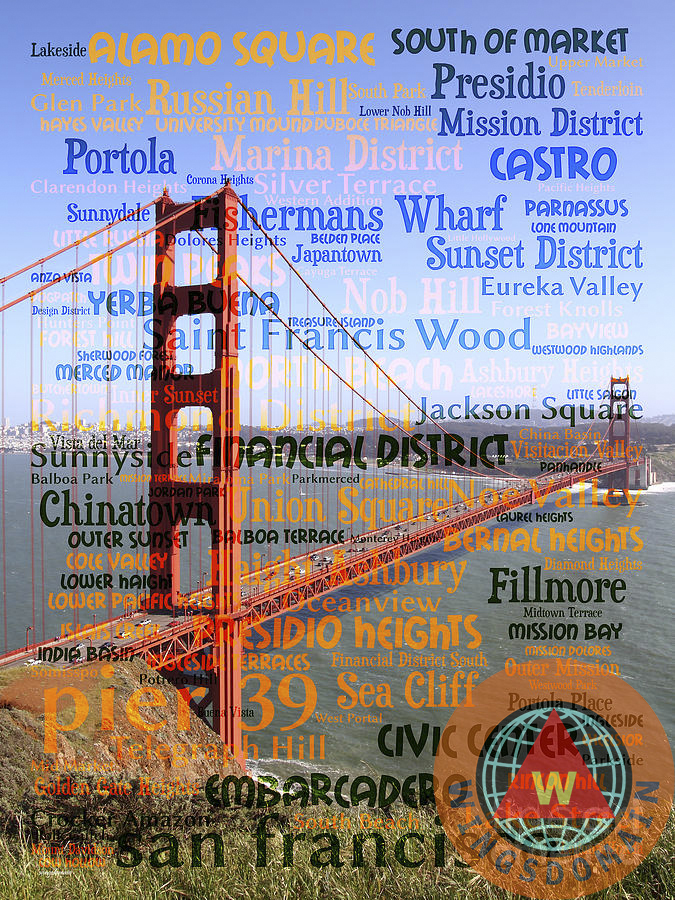 Buy San Francisco Home Of Super Bowl 50 Places To Visit The Golden     san francisco california sf ca bay area bayarea super bowl