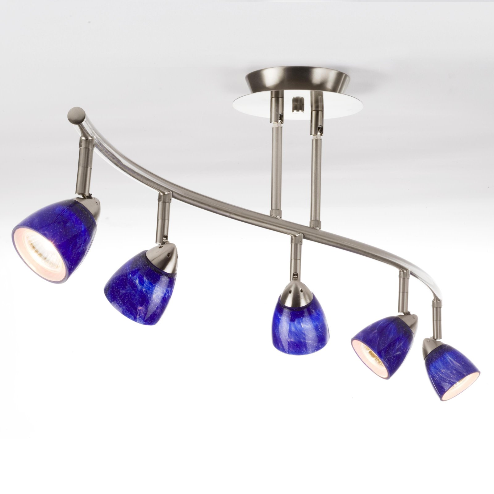 Flexible Track Pendant Lighting