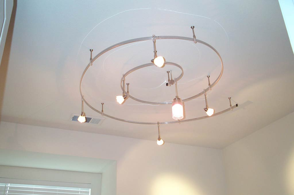 Flexible Track Lighting Pendants