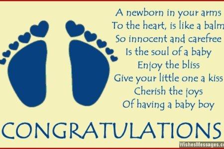 Imgenes de congratulations messages for a newborn baby boy baby boy congratulation messages with adorable images newborn baby boy card with cute m4hsunfo
