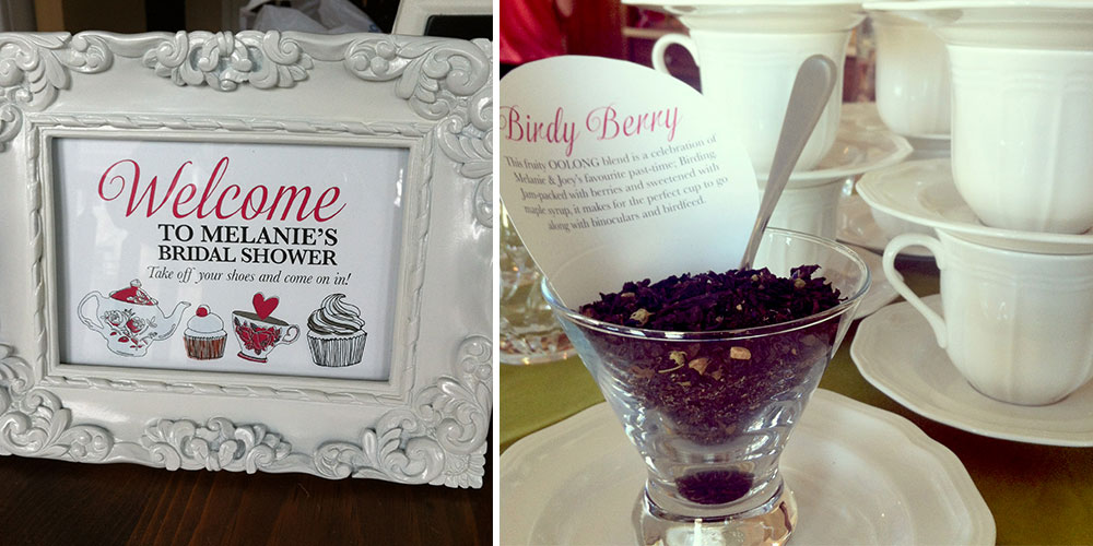 Bridal Shower Invitations Ottawa