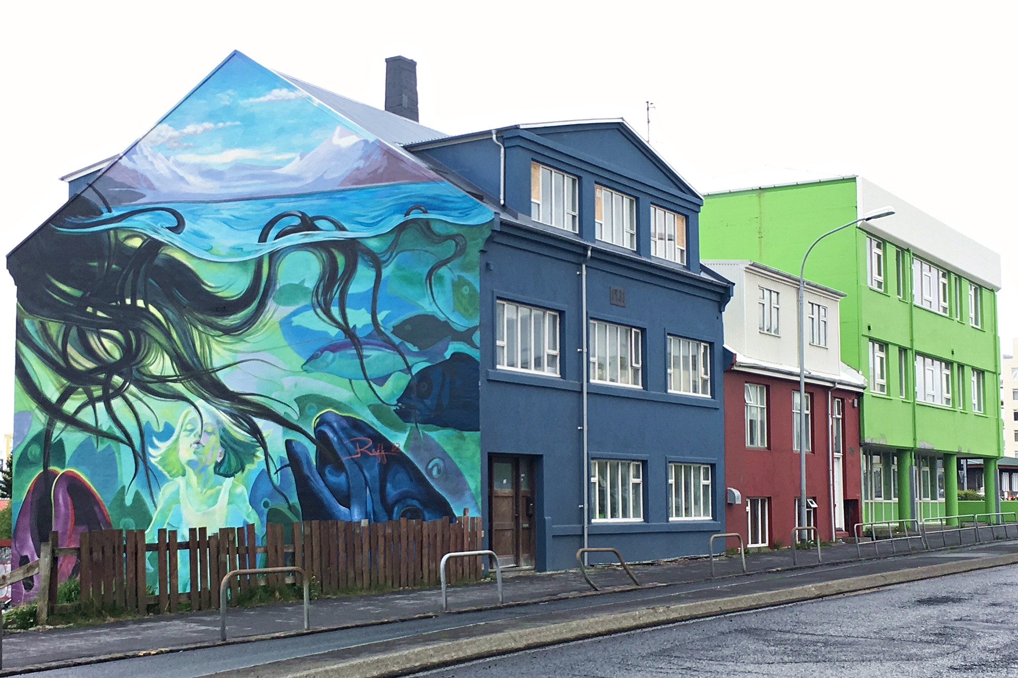 Whimsy In Reykjavik A Look At The Local Street Art