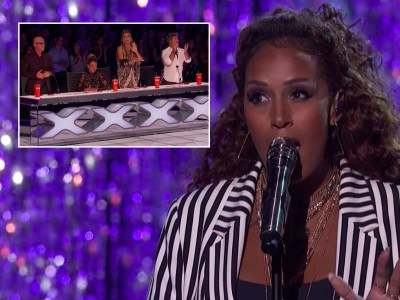 Glennis Grace advances to semi finals of America s Got Talent Netherlands  Glennis Grace advances to semi finals of America s Got Talent