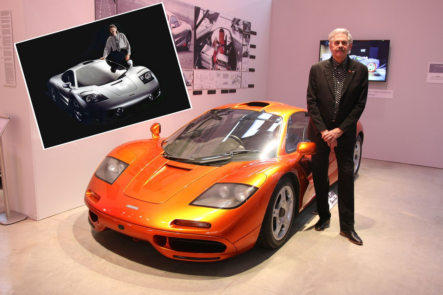 New The Man Behind The Mclaren F1 Is Launching A New Supercar On This Month