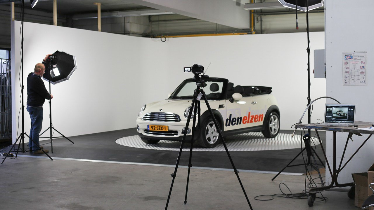 New Turntable Car Photography Den Elzen Leiden Pre Motion On This Month
