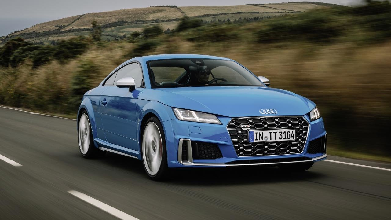 New 2019 Audi Tt Coupe Review Top Gear On This Month