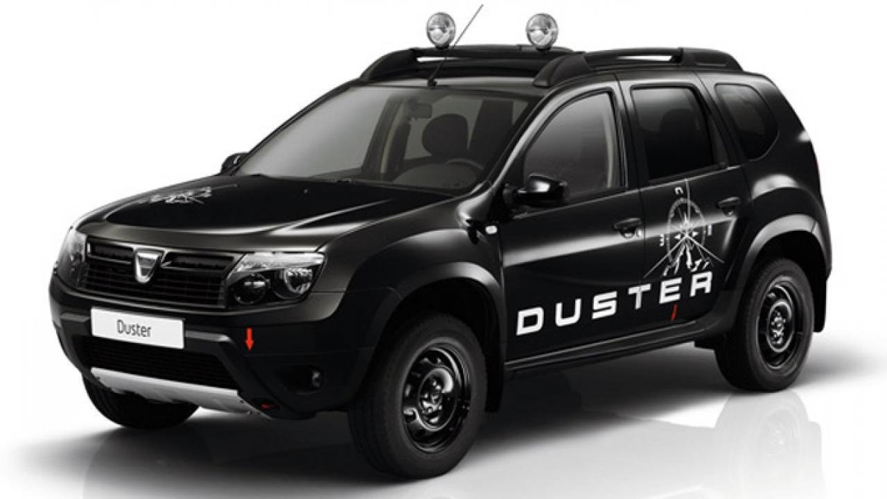 New Dacia Reveals Duster Adventure Edition Top Gear On This Month