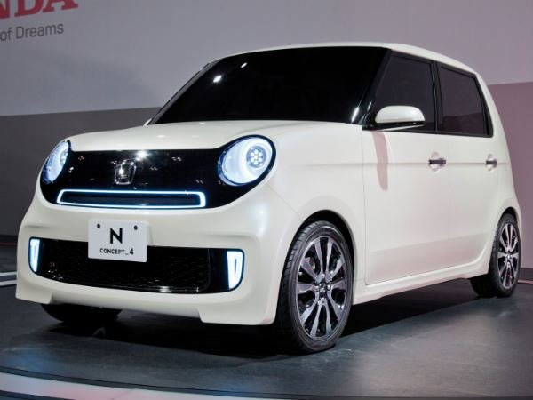 New Honda New Small Car Under Development Launch 2014 On This Month