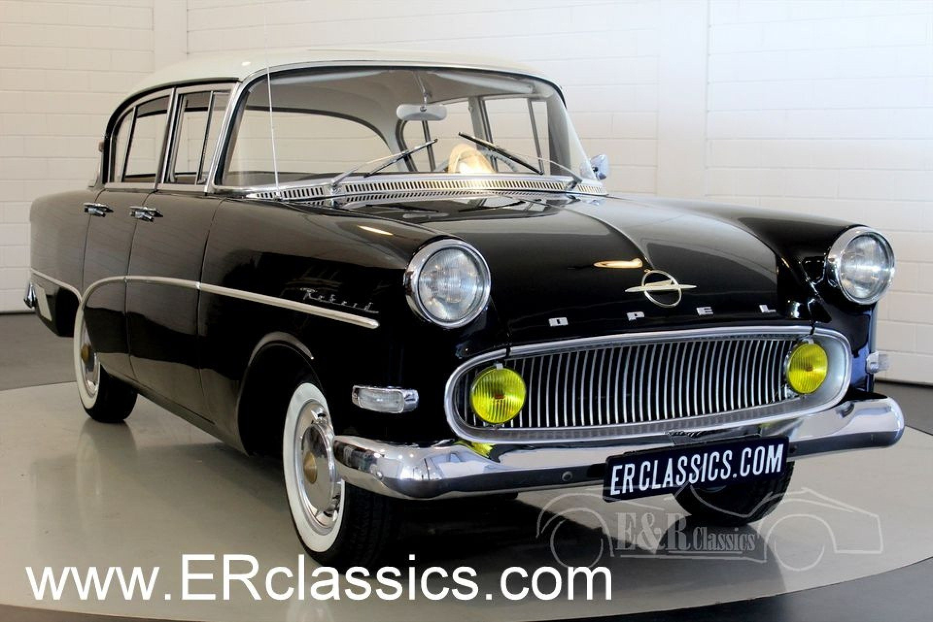 New Opel Olympia Rekord P1 1959 For Sale At Erclassics On This Month