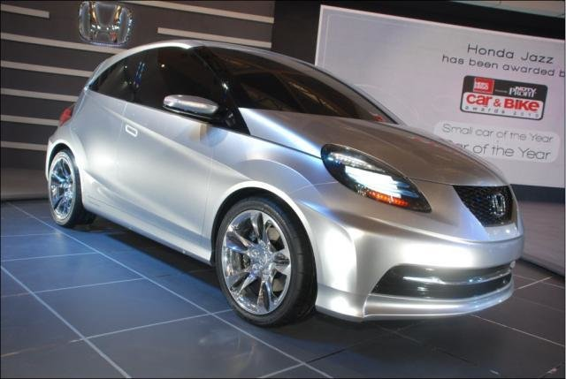New Honda Small Car On This Month