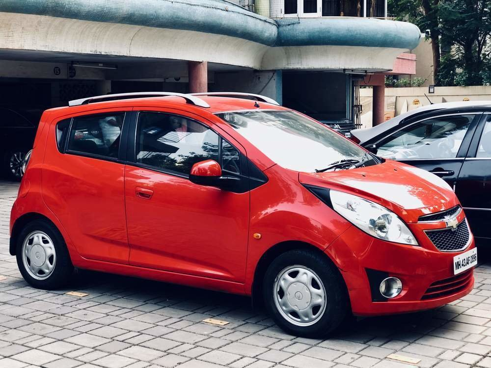 New Used Chevrolet Beat 1 2 Lt In Mumbai 2010 Model India At On This Month