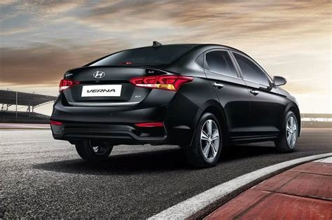 New Hyundai Verna Price Variants Explained New Interior On This Month