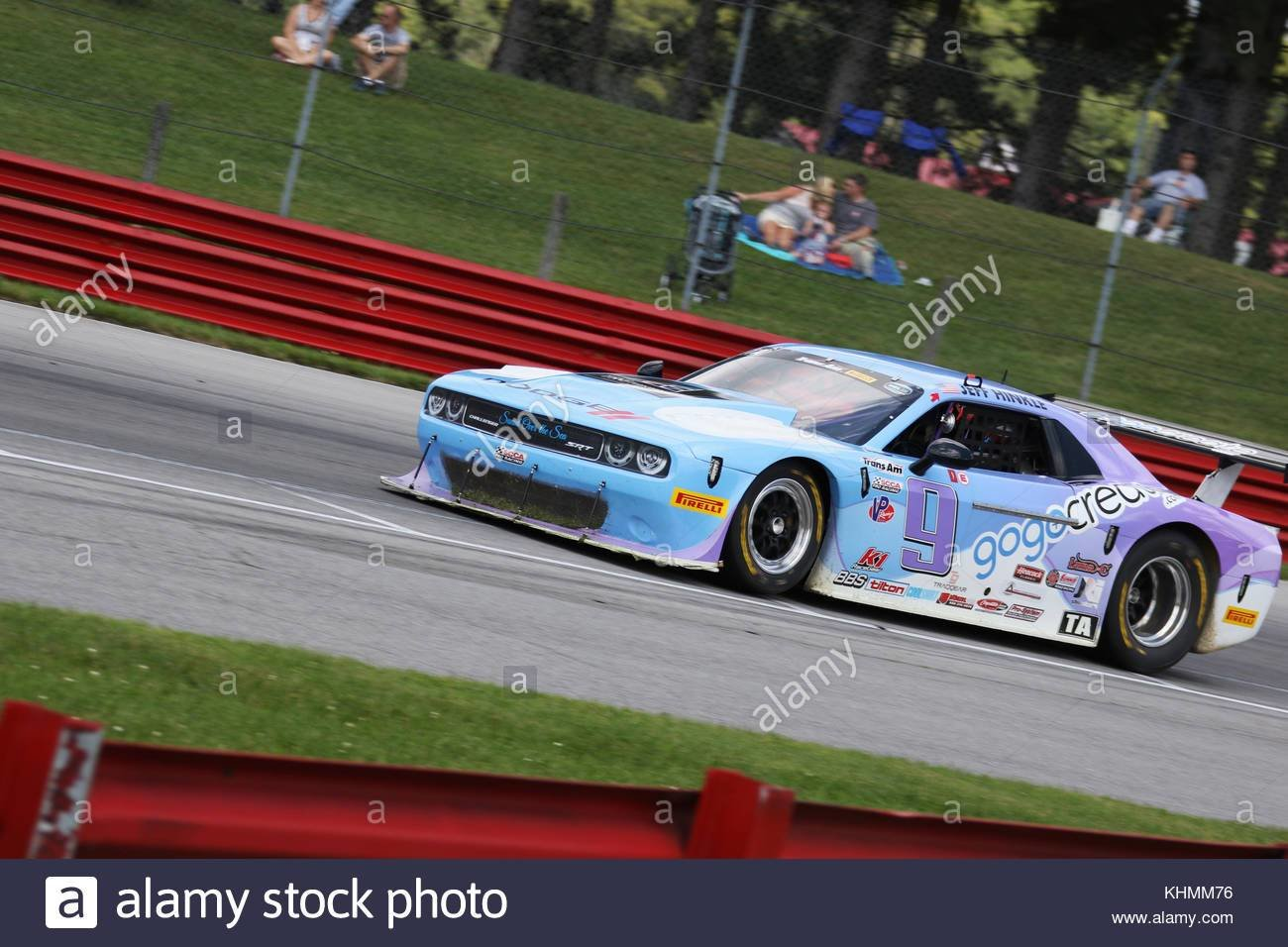 New Car 9 Dodge Challenger Jeff Hinkle Driver Trans Am On This Month