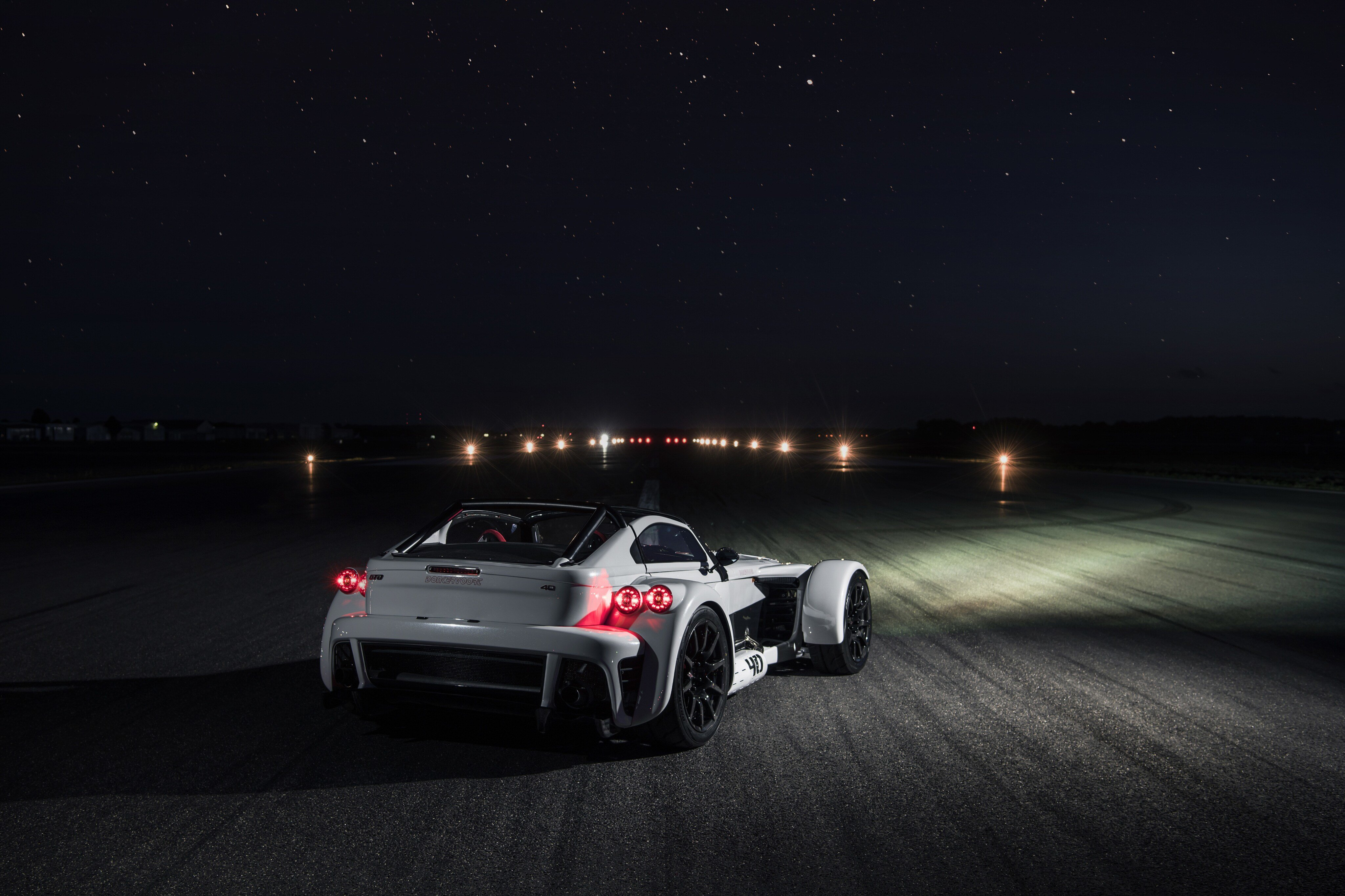 New Donkervoort D8 Gto 40 2018 Rear Hd Cars 4K Wallpapers On This Month