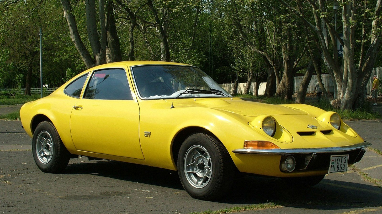 New The Opel Gt A History On This Month