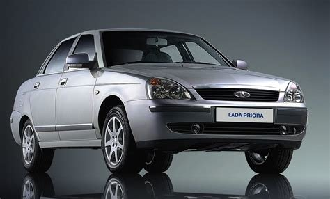 New Russia 2008 Lada Riva Only 735 Sales Above Samara Ford On This Month