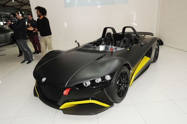 New Vuhl 05 Supercar Unveilied At The London Motor Museum In On This Month
