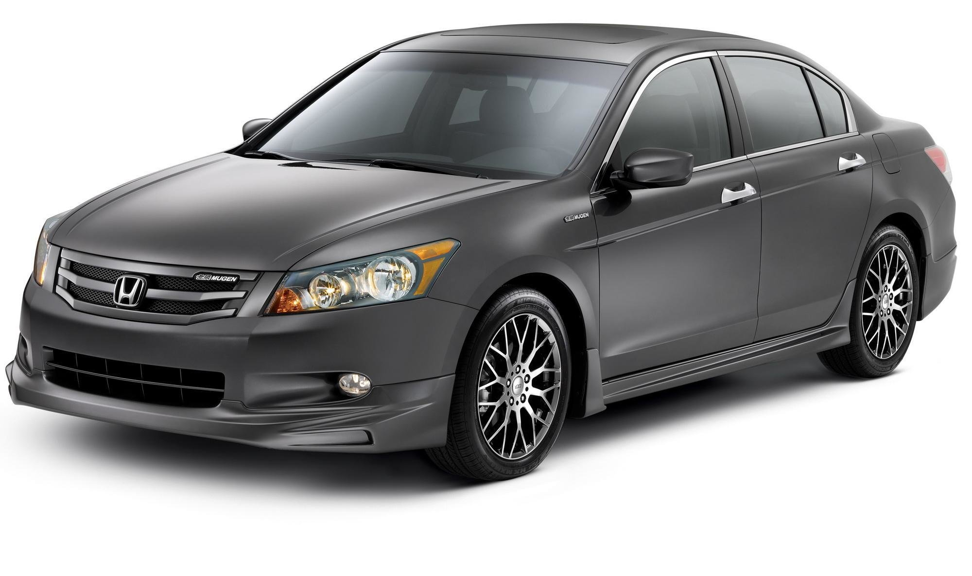 New 2009 Honda Accord Sedan By Mugen Top Speed On This Month