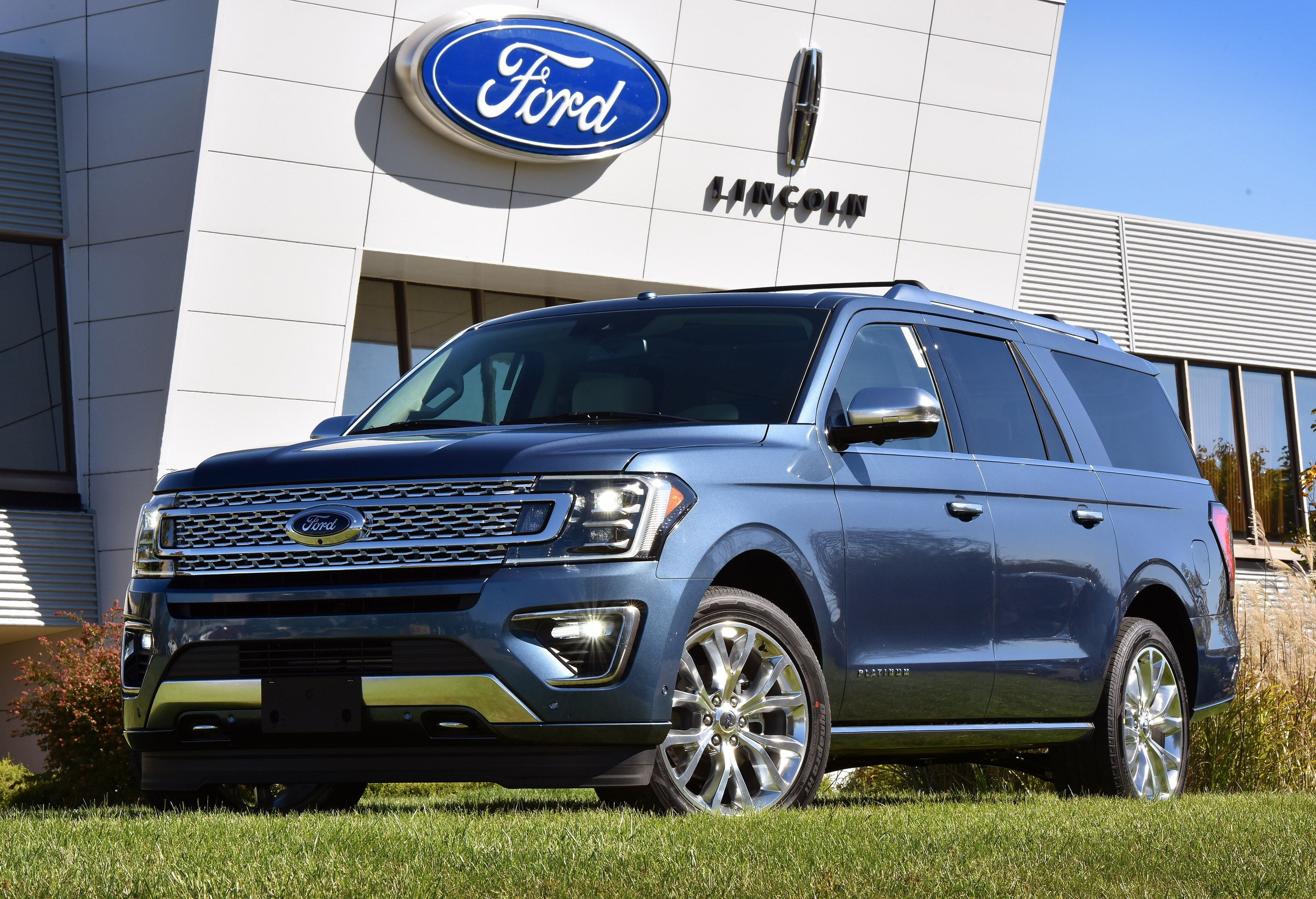 New 2018 Ford Expedition Starts Production At Kentucky Truck On This Month
