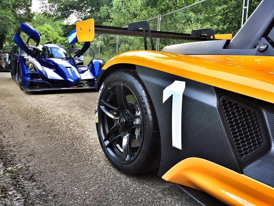 New Vuhl 05Rr Is The Most H*Rdc*R* Road Going Car To Come Out On This Month