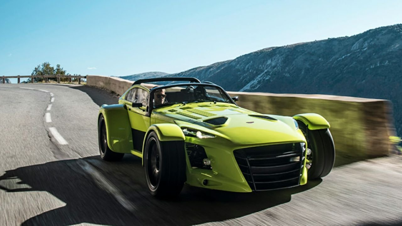 New Donkervoort D8 Gto Wallpapers And Background Images On This Month