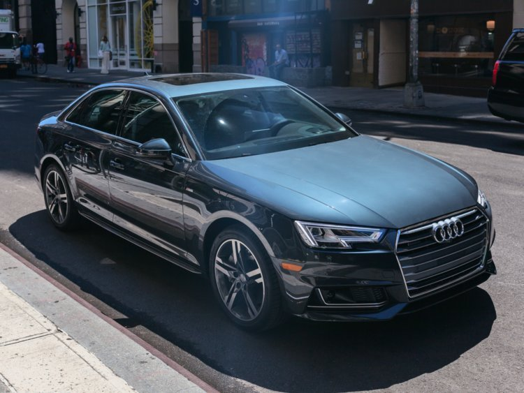 New Audi A4 And Acura Tlx Comparison Photos Business Insider On This Month