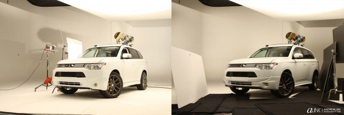 New Studio Lighting For Cars Fstoppers On This Month