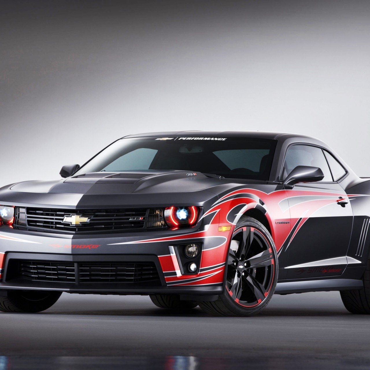New Chevy Muscle Car Wallpaper Wallpapersafari On This Month