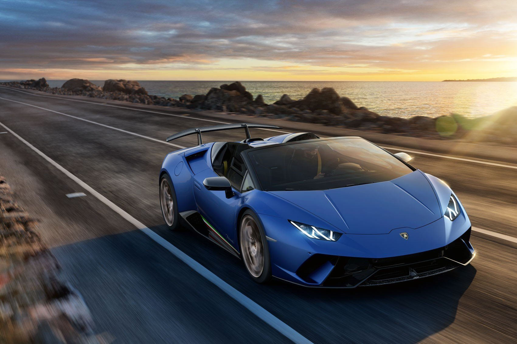 New Lamborghini Huracan Performante Spyder H*Rdc*R* And On This Month