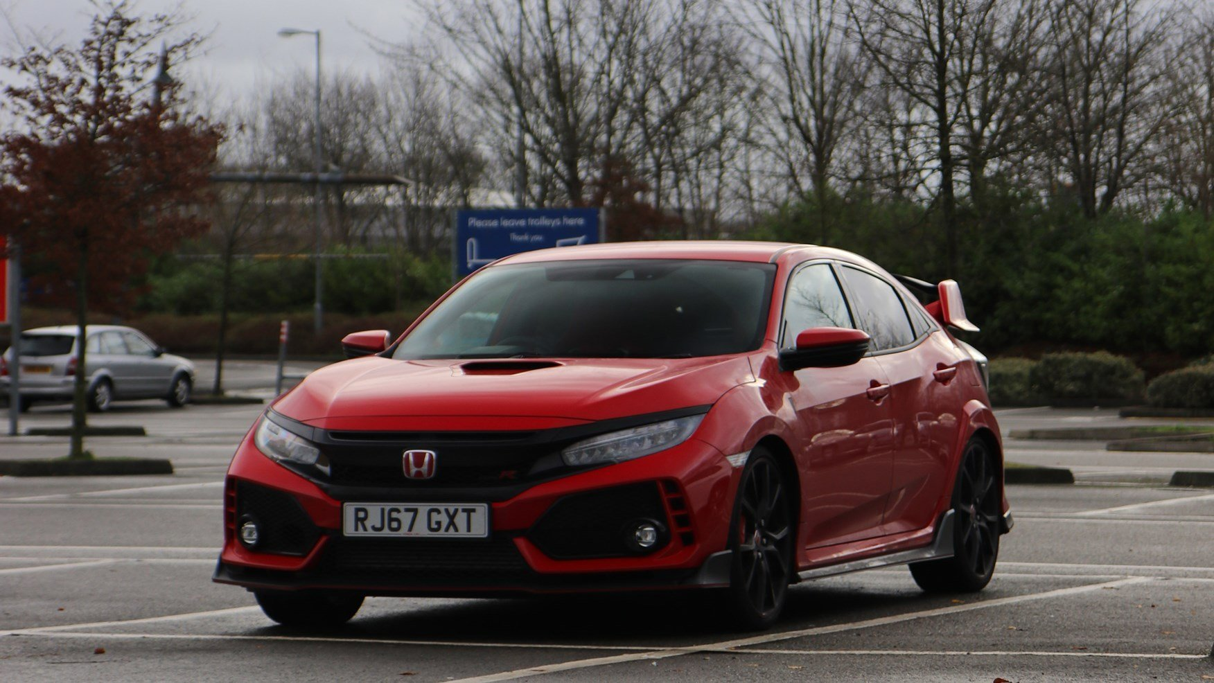 New Honda Civic Type R Long Term Test Review Car Magazine On This Month