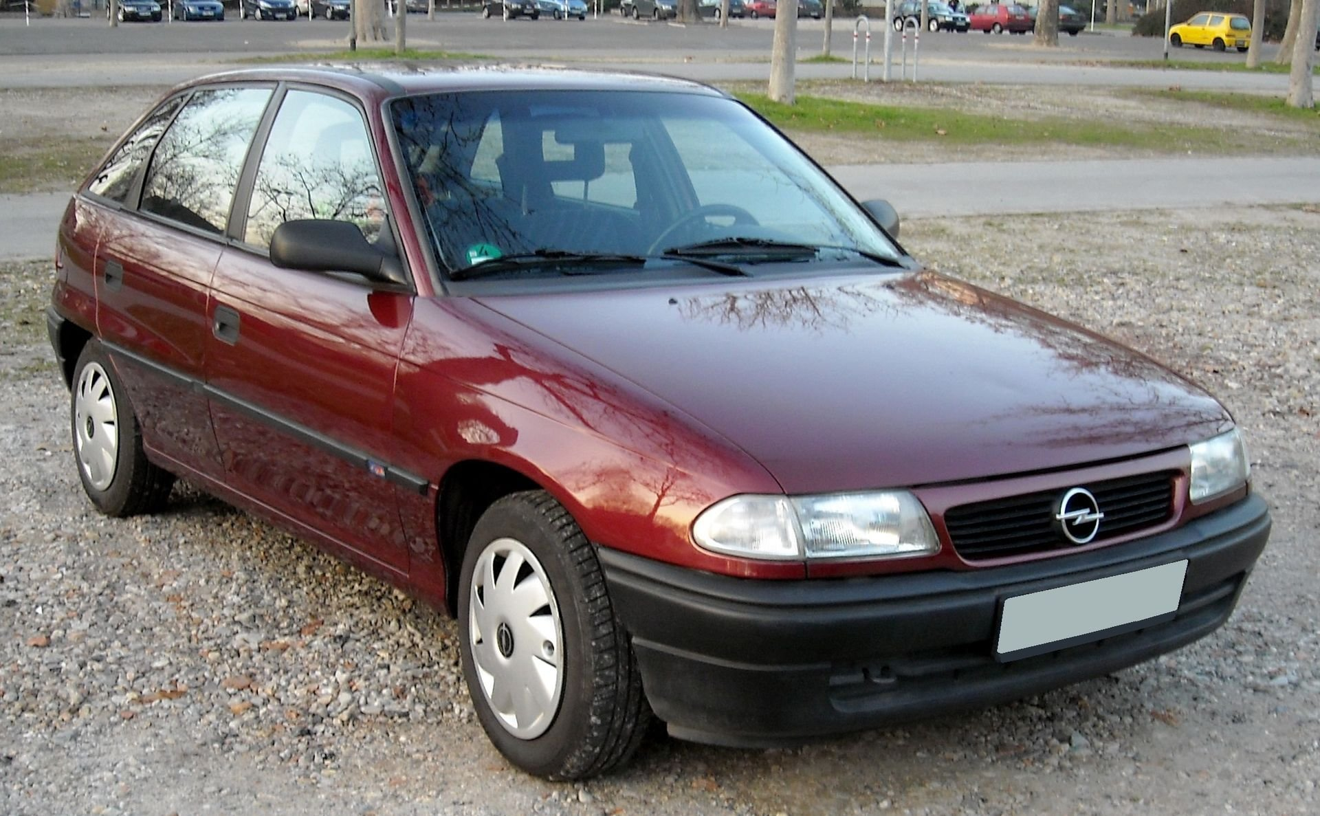 New Opel Astra Wikipedia La Enciclopedia Libre On This Month
