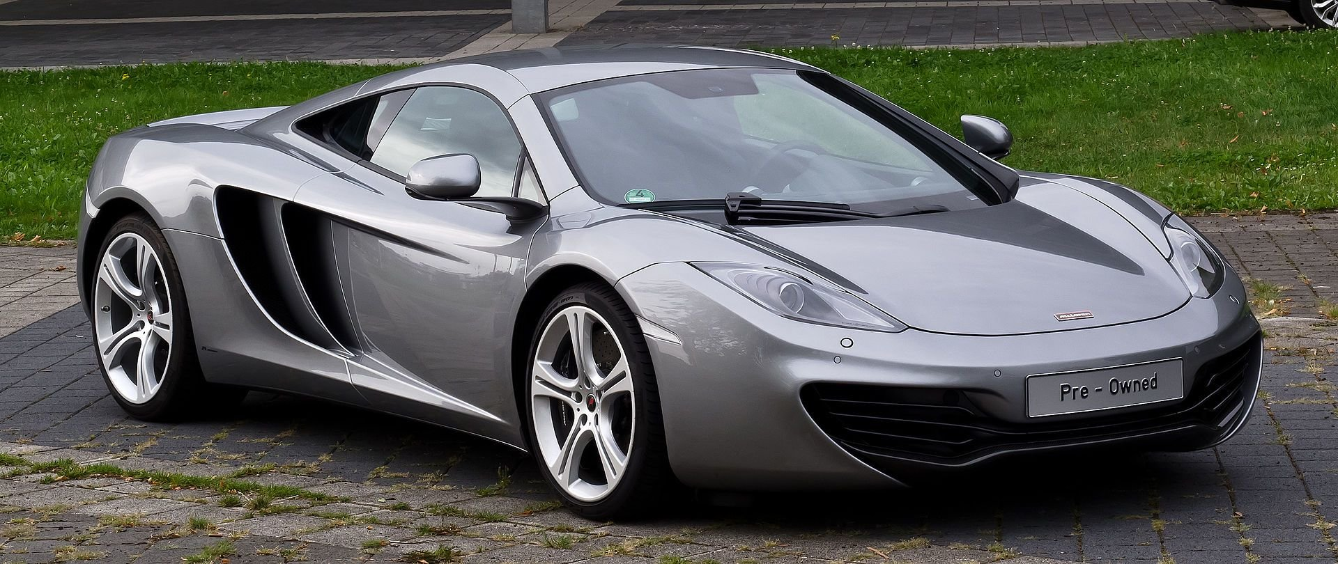 New Mclaren 12C Wikipedia On This Month