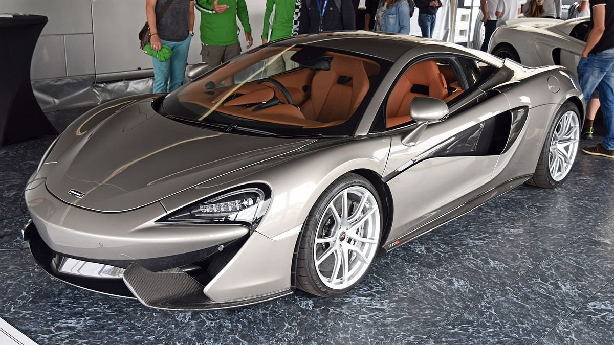 New Mclaren Automotive Wikipedia On This Month